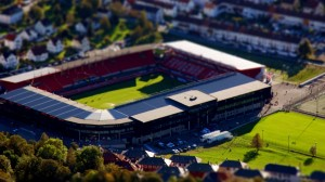 Det har vært mye glede på Brann Stadion denne sesongen. Bilde: Erik Røstad